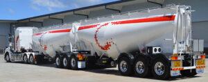 Fuel Tanker Industrial Coatings