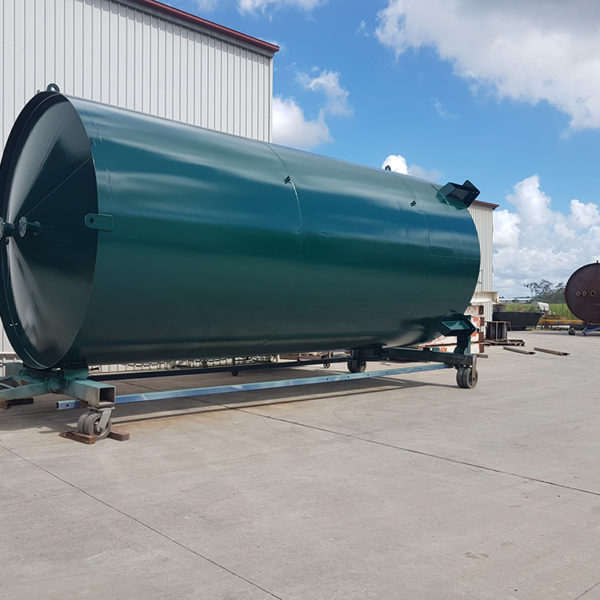 Static Tank Industrial Paint Coating