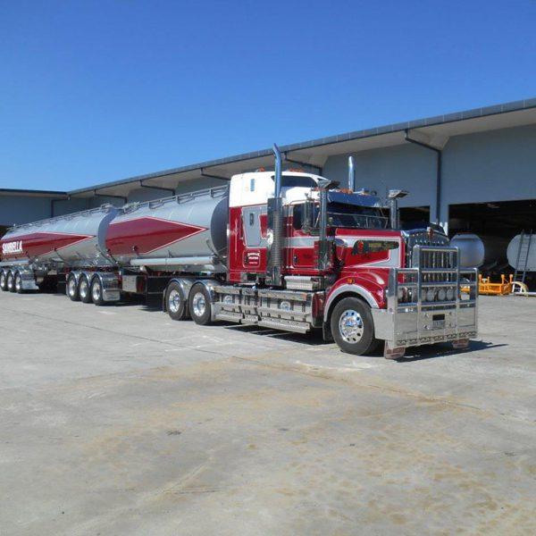 Heavy Transport Industrial Coatings