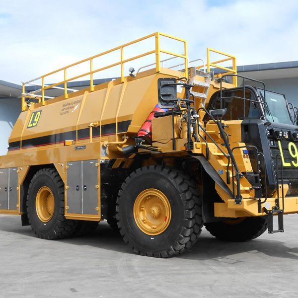 mine equipment Specialised Heavy Industrial Coatings