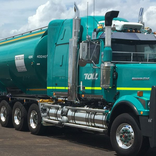 Fuel Tankers, Trucks and B Doubles