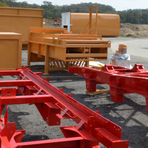 New Manufactured Plant & Equipment