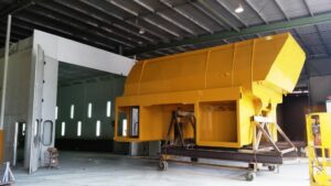 Mining Equipment coatings