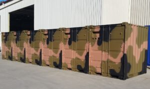 Military Painting