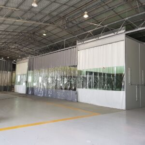 Industrial Coating Spray Booths