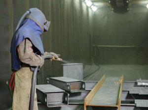 Dry Abrasive Blasting