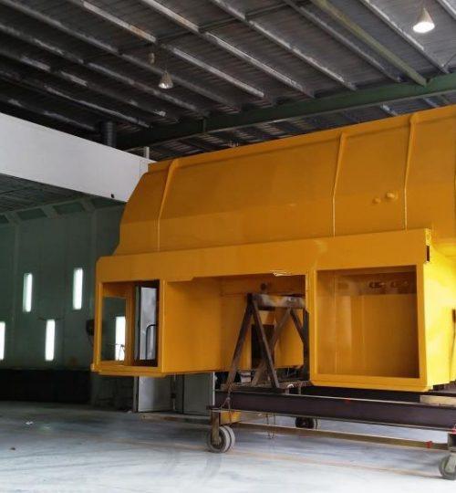Specialised Mining Heavy Industrial Coatings