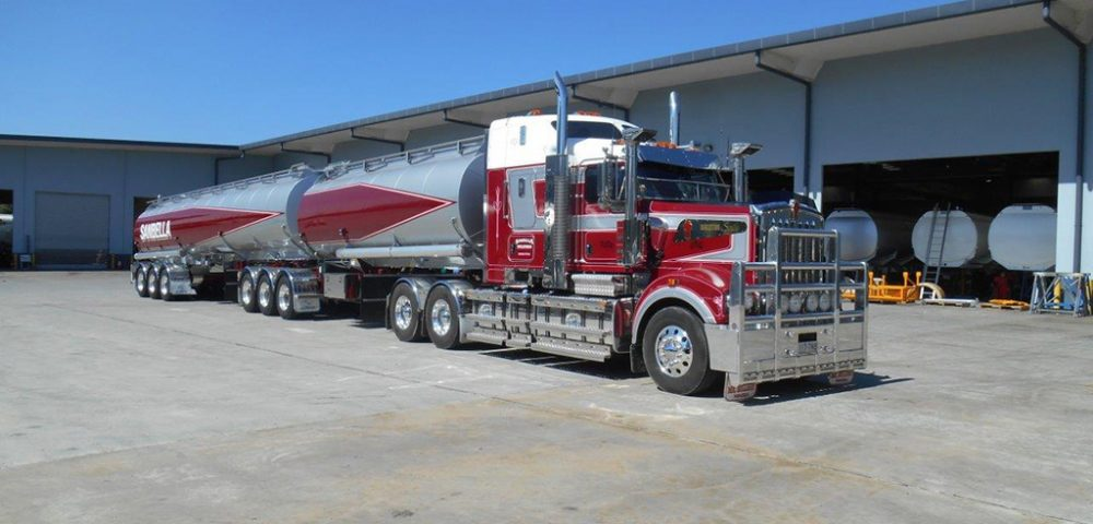 Heavy automotive coatings