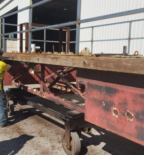 Barge Refurbishment